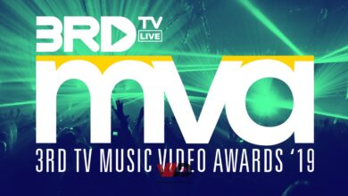 Photo of Tickets Outlets announced for 3RD TV Music Video Awards 19