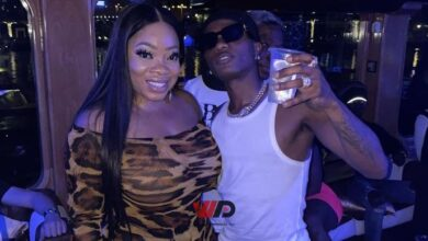 Photo of VIDEO: Moesha Buduong Hangs Out With Wizkid And Tiwa Savage In Dubai