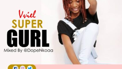 Photo of Vviel – Super Gurl (Prod by DopeNkoaa)