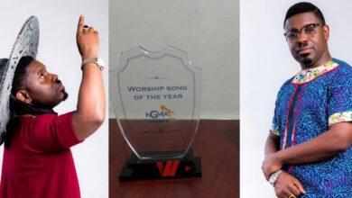 Photo of Nacee Wins 2 Awards At National Gospel Music Awards 2020