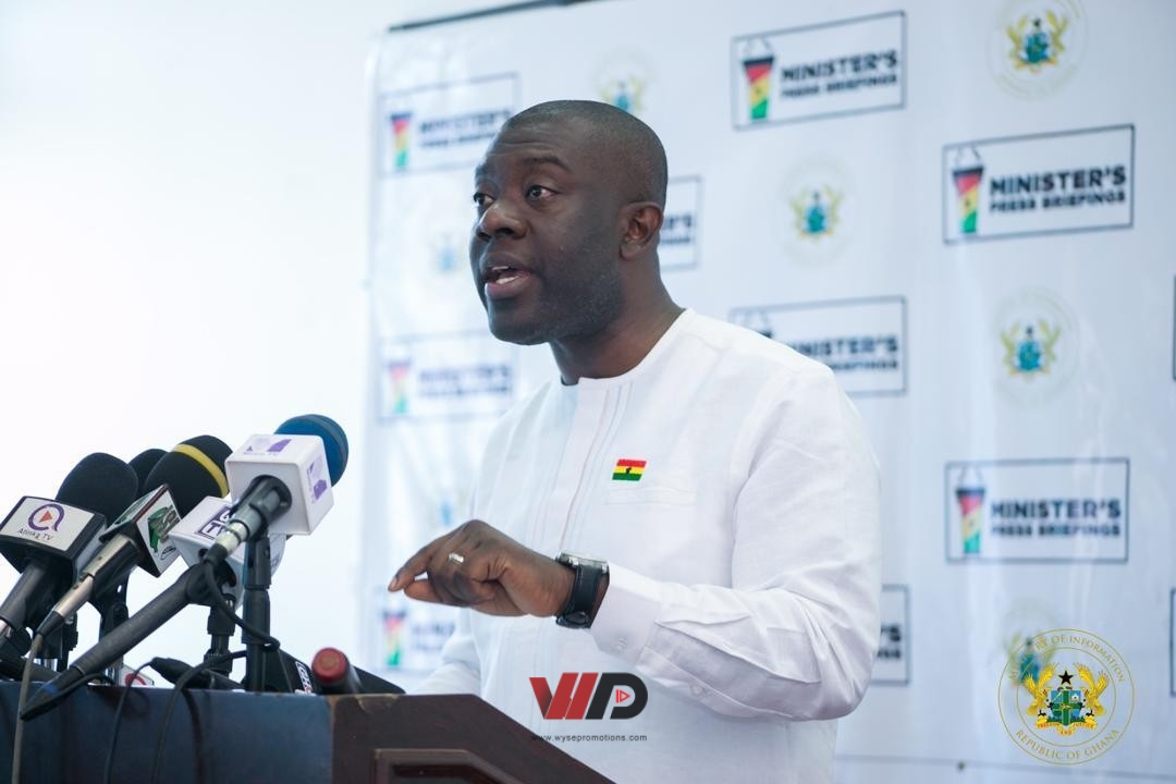 Photo of There Could Be Another Lockdown – Oppong Nkrumah