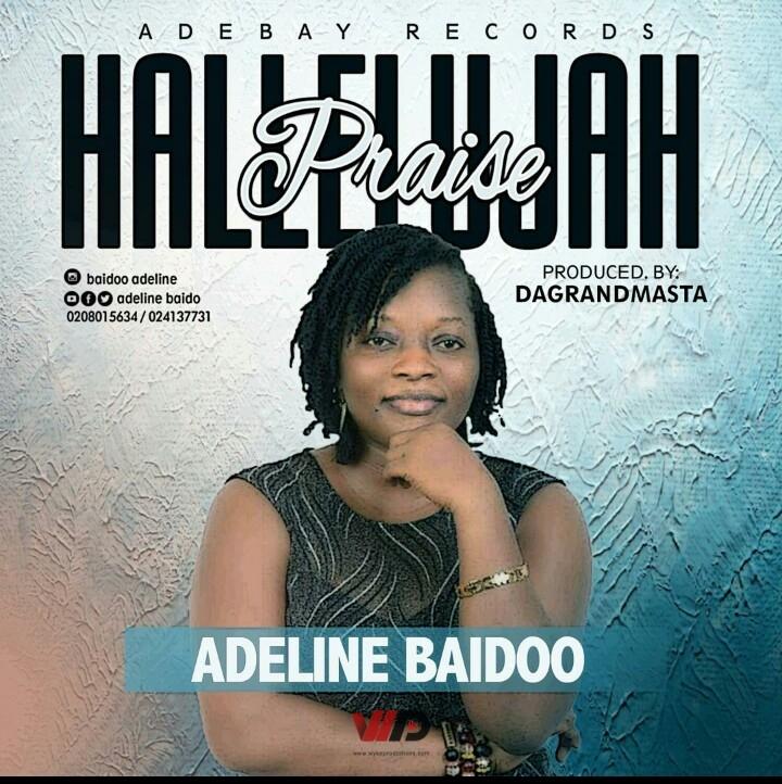 Photo of Adeline Baidoo – Hallelujah Praise (Official Video + Audio)
