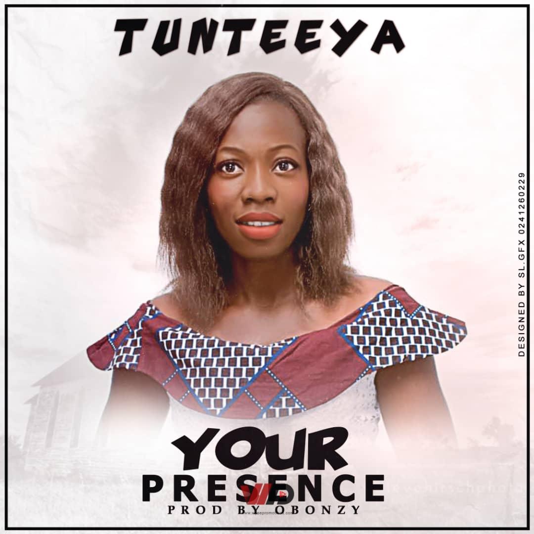 Photo of Tunteeya – Your Presence (Prod by Obonzy)