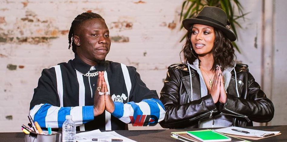 Photo of Stonebwoy Set To Release A Song With American Singer Keri Hilson