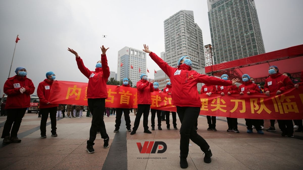 Photo of BREAKING: No More Cases & Death, China Declares Victory Over Deadly Coronavirus
