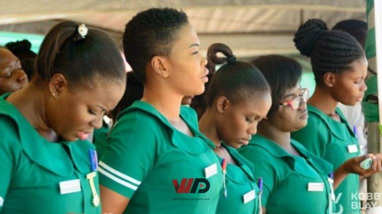 Photo of Coronavirus: We Are Important Than Teachers – Female Nurses
