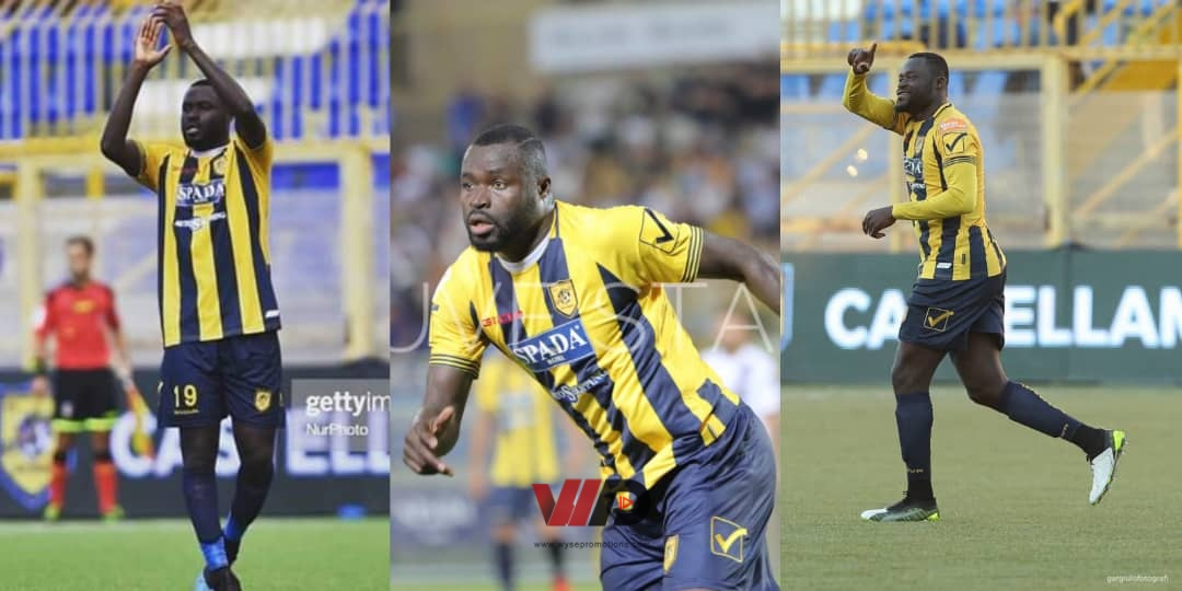 Photo of Italy-based Ghanaian Player,  Bright Addae Warns Ghanaians About Coronavirus