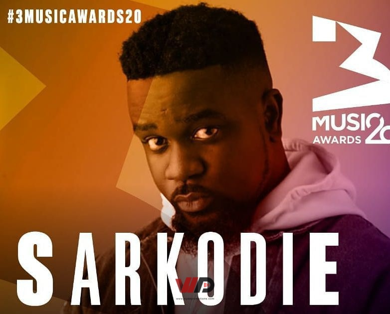 Photo of Sarkodie Wins Big At 3Music Awards 2020