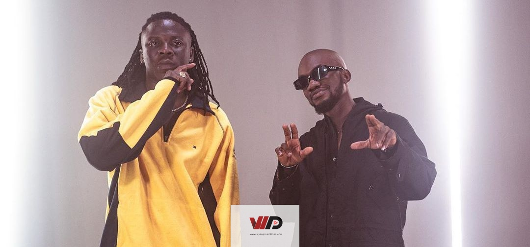 """Photo of I Did Not Know Mr Drew's """"Eat"""" Was A Cover – Stonebwoy"""