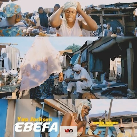 Photo of Yaa Jackson – BBF Ebefa (Official Video)
