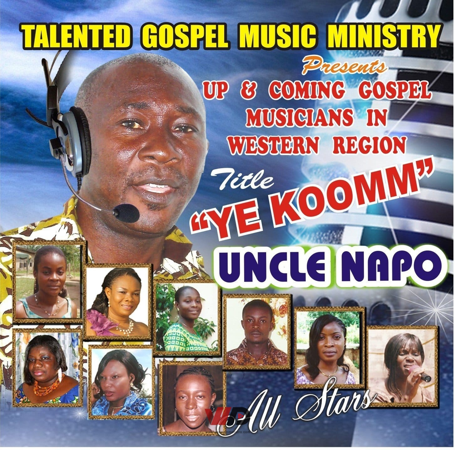 Photo of Uncle Napo – Ye Koom ft All Stars