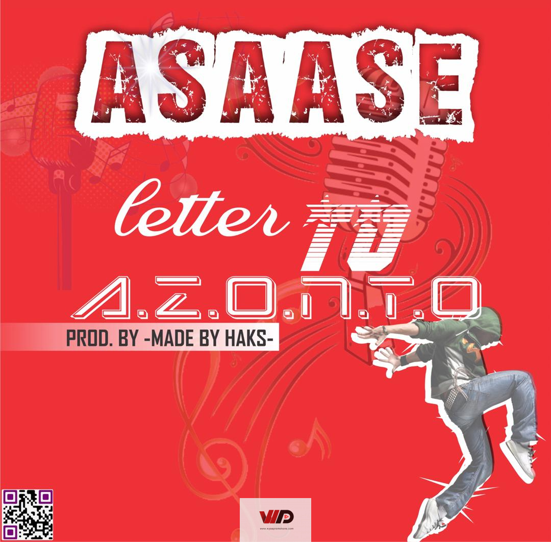 Photo of Asaase – Letter To Azonto (Prod By Made By Haks)