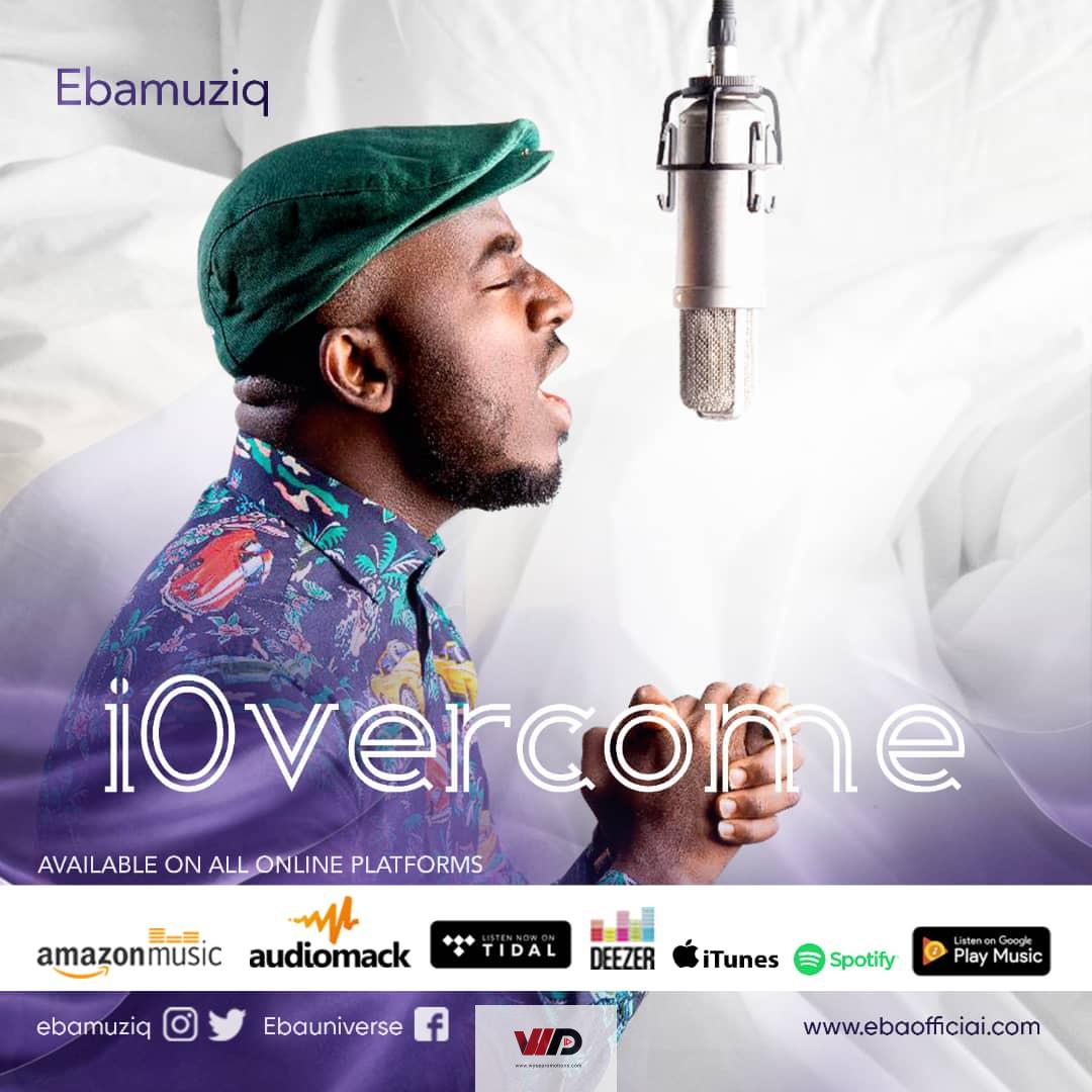"""Photo of LISTEN: Gospel Singer EBA Drops """"I Overcome"""""""