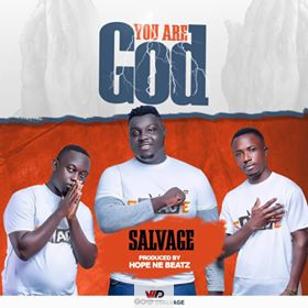 Photo of Salvage – You Are God (Prod By HopeNebeat)