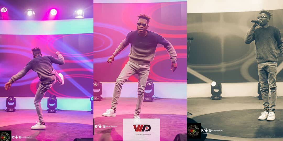 Photo of VIDEO: Article Wan Kills Live Band Performance At 2020 GMA USA Nominees Announcement