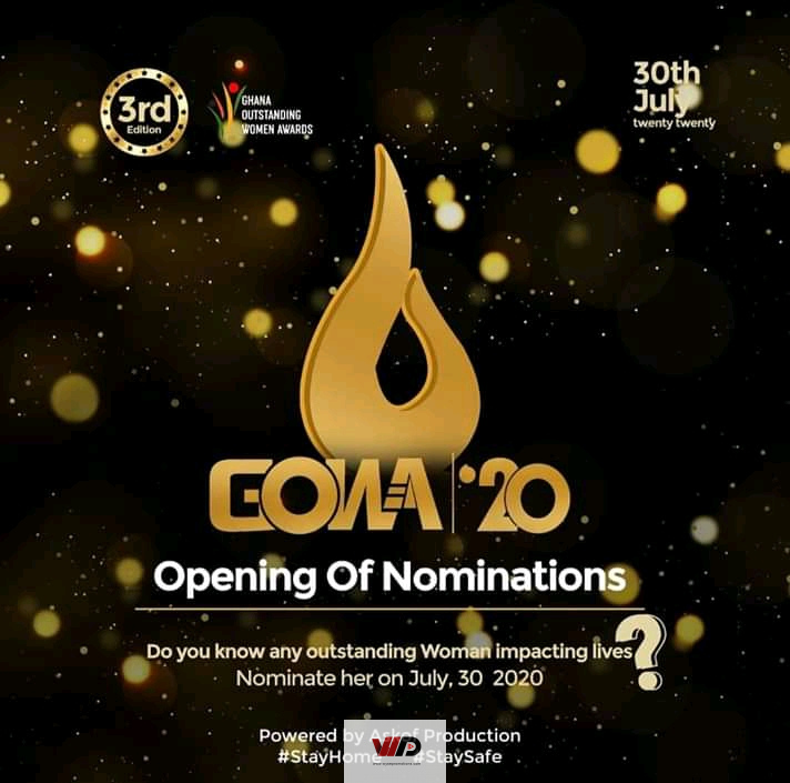 Photo of Nominations Open For Ghana Outstanding Women Awards 2020