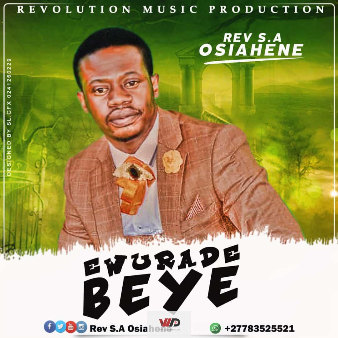 Photo of Rev S.A Osiahene – Ewurade Beye