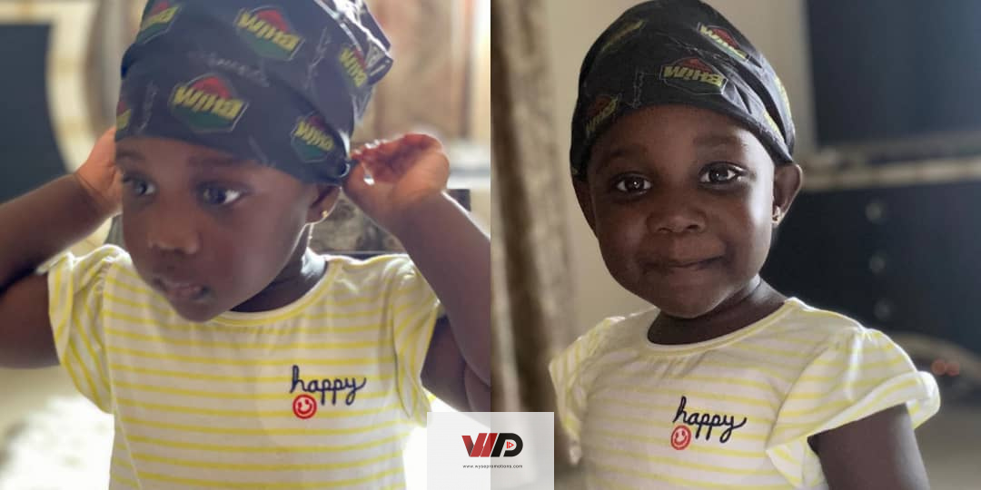 Photo of VIDEO: Stonebwoy's Daughter Sings 'Putuu'