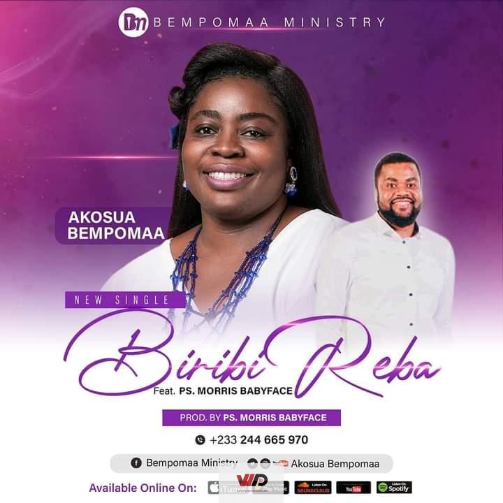 Photo of Official Video: Akosua Bempomaa ft Morris Baby Face – Bribi Reba