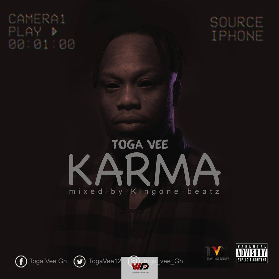 Photo of Toga Vee – Karma (Video & Audio)