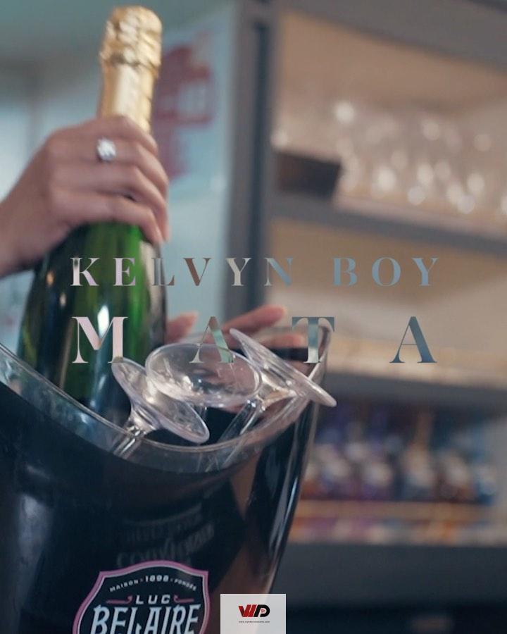Photo of Official Video: Kelvyn Boy – Mata