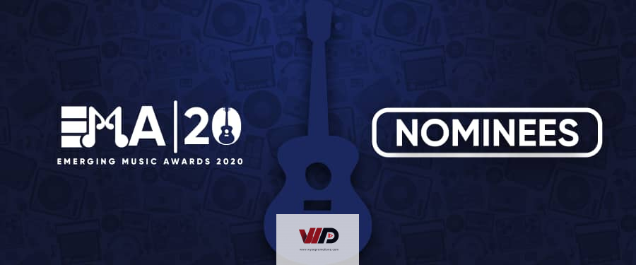 Photo of Full List Of Nominees Announced For 2020 Emerging Music Awards