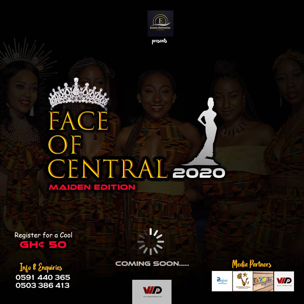 Photo of Ezone Networks Introduce FACE OF CENTRAL Reality Show