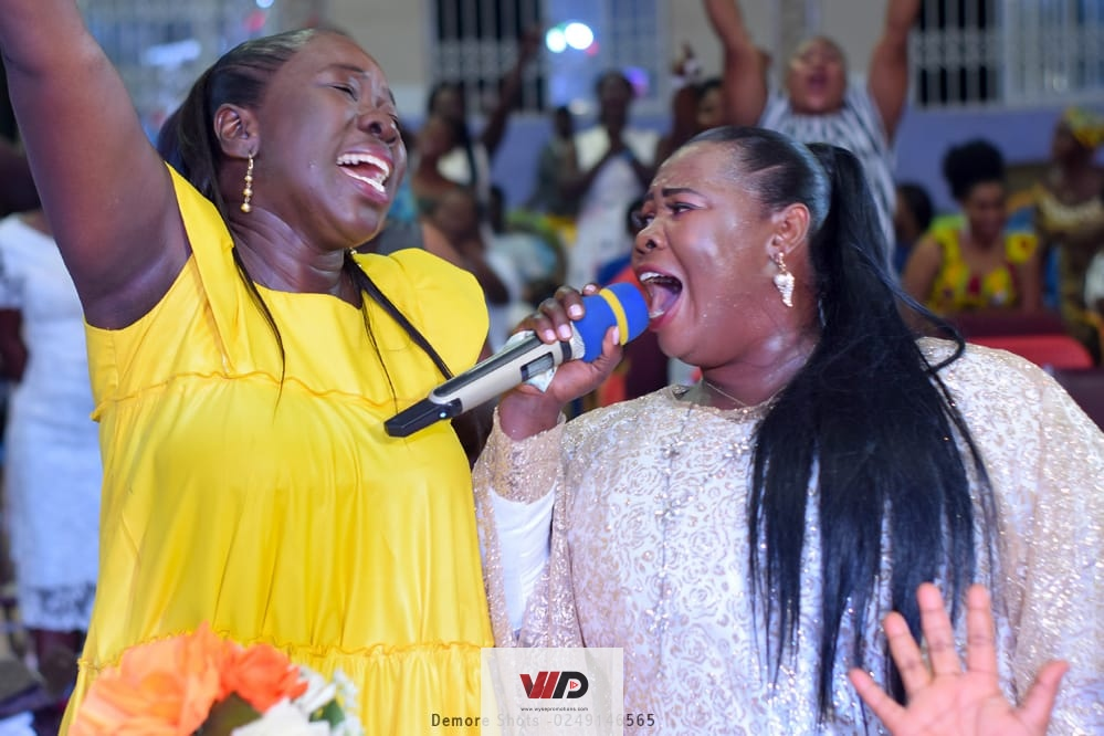 Photo of PHOTOS: BAMA 20 Gospel Rock Peace Concert Was Successfully Held