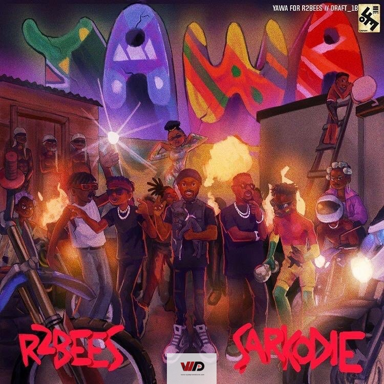 Photo of Official Video: R2bees – Yawa ft Sarkodie
