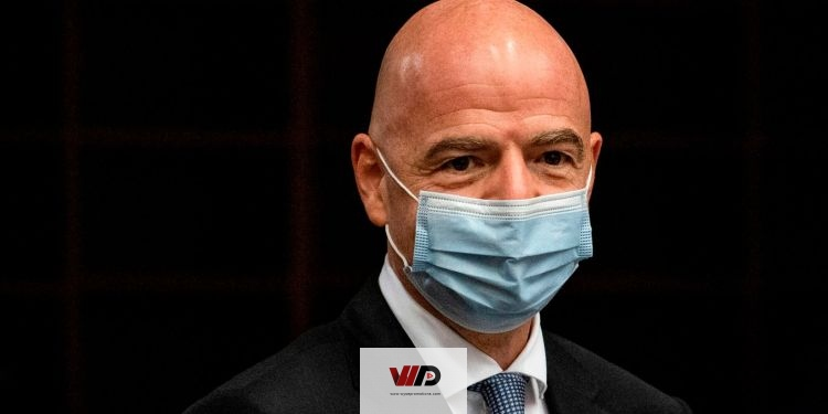 Photo of Coronavirus: FIFA President Tests Positive