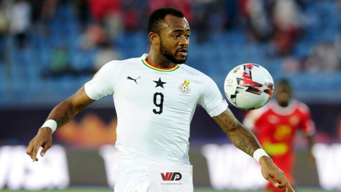 Photo of Jordan Ayew Tests Positive For Coronavirus