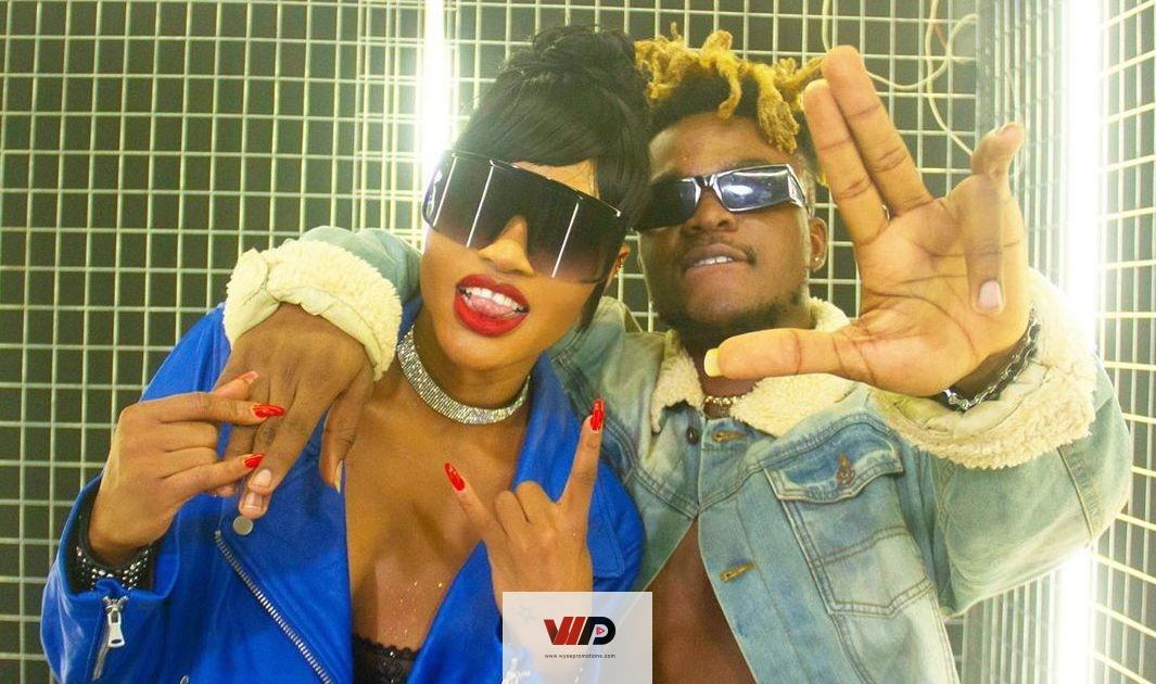 Photo of Official Video: Eazzy ft Quamina MP – Duna