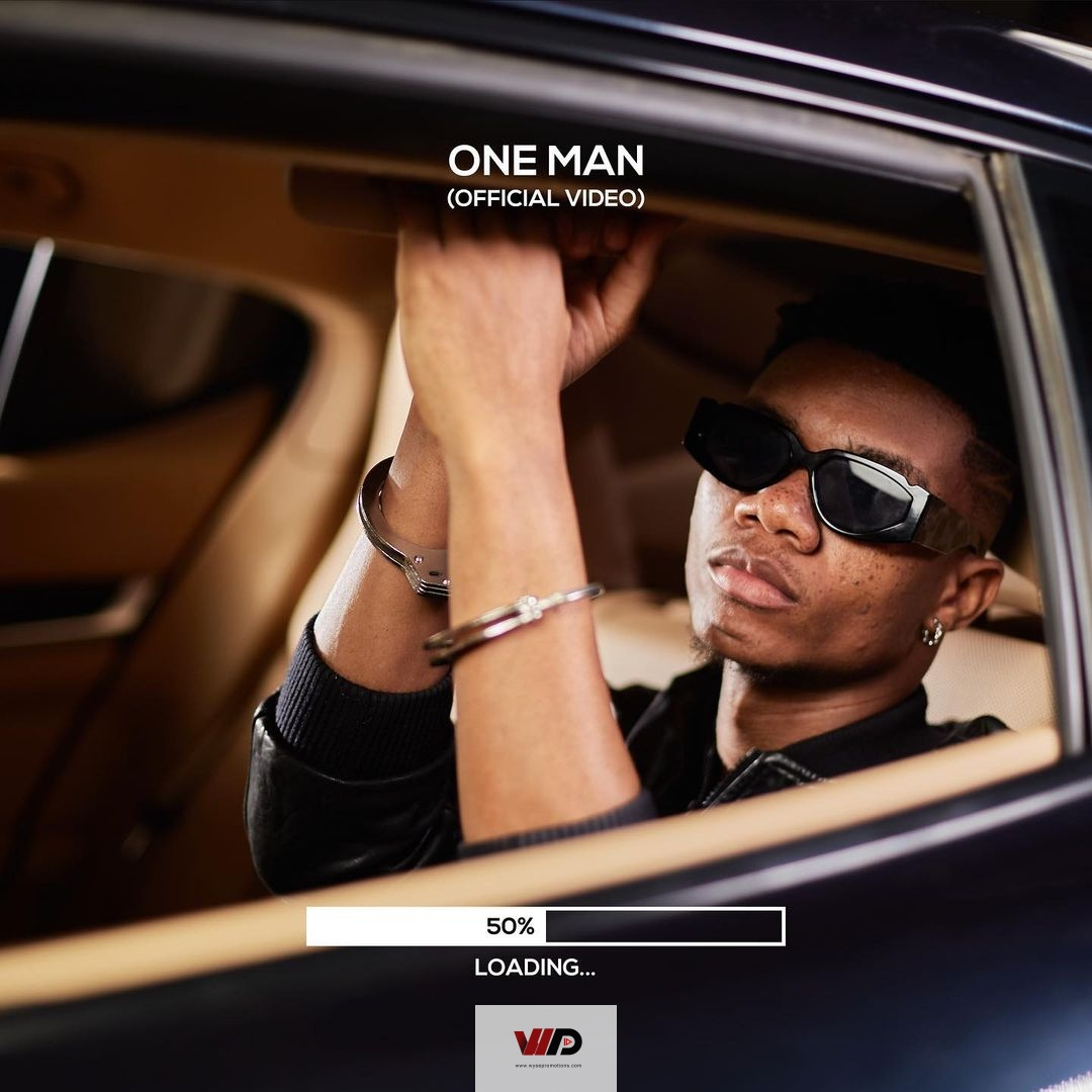 Photo of Official Video: KiDi ft Adina – One Man