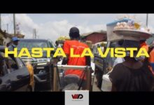 Photo of Official Video: Sarkodie X Zlatan X Rexxie – Hasta La Vista