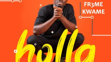 Photo of Fr3me Kwame – Holla (Mixed By Winty Beat)
