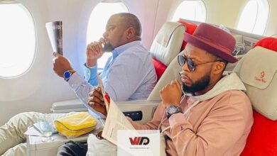 Photo of Don't Spoil My Relationship With John Dumelo With Big English – Kalybos Warns Ghanaians