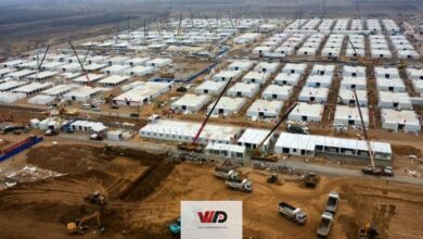 Photo of Coronavirus: China Builds Quarantine Camps For Over 4,000 People