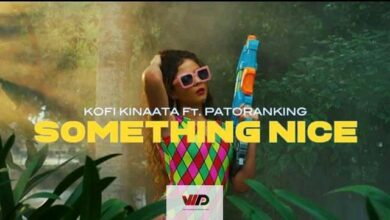 Photo of Official Video: Kofi Kinaata – Something Nice ft Patoranking
