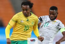 Photo of Black Stars Hold South Africa To Book 2021 AFCON Ticket
