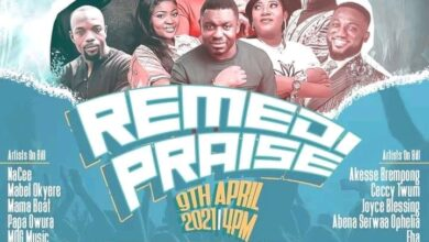 Photo of Nacee, Ceccy Twum, Joyce Blessing, MOG To Perform At Remedi Praise 2021