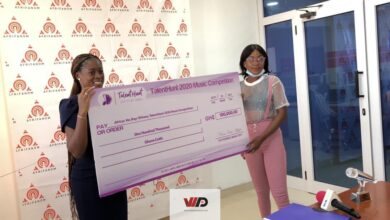 Photo of Mz Jhay Grabs Ghc 100,000 Ultimate Prize From Talent Hunt Show
