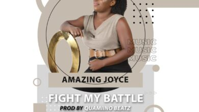 Photo of Amazing Joyce – Fight My Battle (Prod By Quamiino Beatz)