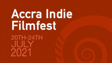 Photo of The 3rd Edition Of Accra Indie Filmfest Slated For July 20th – 24th