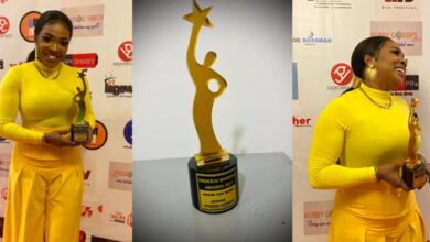 Photo of Jayana Wins Big At The Under 30 Women Awards 2021