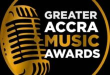 Photo of Full List Of Nominees Announced For Greater Accra Music Awards 2021