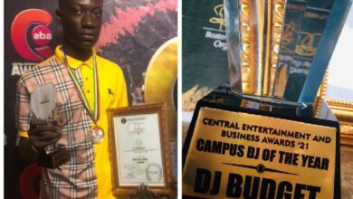 Photo of CEBA 2021: DJ Budget Wins Best Campus DJ Of The Year
