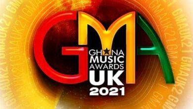 Photo of Full List Of Nominees Announced For 2021 Ghana Music Awards UK