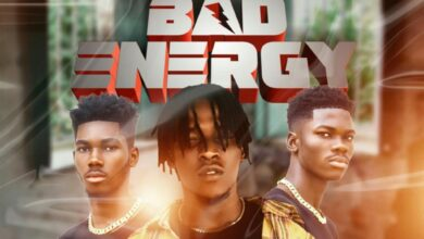 Photo of KinsPac – Bad Energy ft OT & Aiges (Prod. By Redfox)
