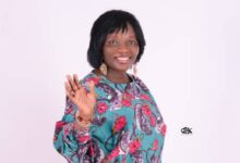 Photo of Gospel Musician Adeline Baidoo Employed As A Lecturer At Accra Technical University