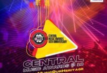 Photo of Central Music Awards 2021 Launching & Nominees Announcement Slated For September 18